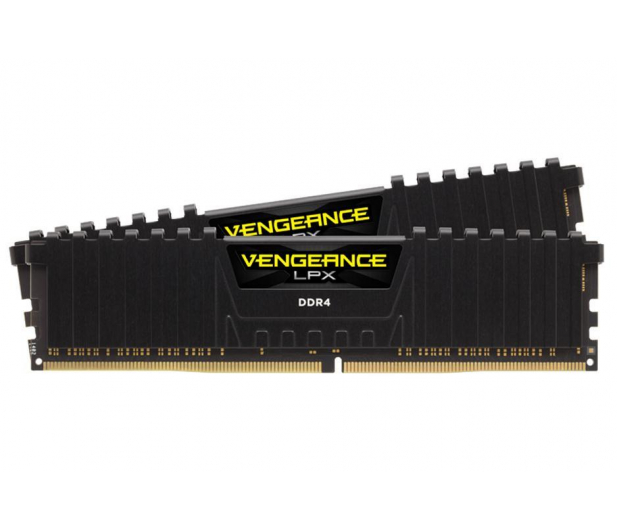 Corsair 32GB 3000MHz Vengeance LPX Black CL16 (2x16GB) - 445920 - zdjęcie 2