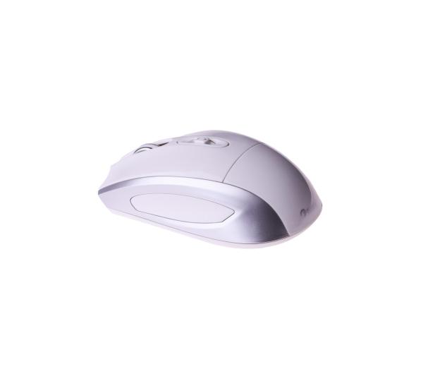 SHIRU Wireless Silent Mouse (Biała) - 326903 - zdjęcie 7