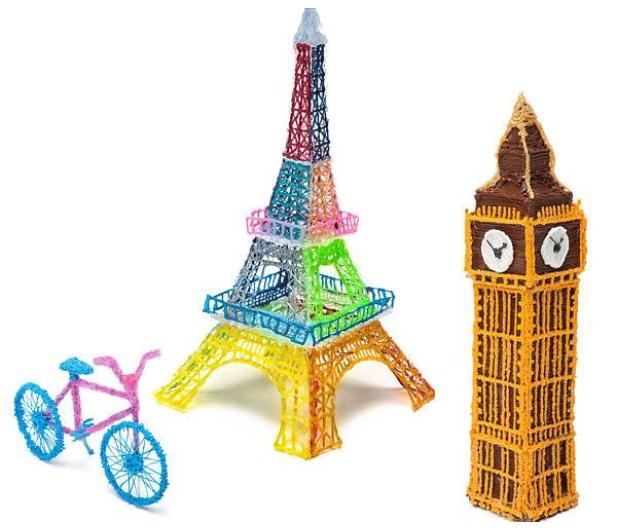 TM Toys 3Doodler Zestaw podstawowy - 330909 - zdjęcie 4