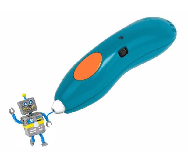 TM Toys 3Doodler Zestaw podstawowy - 330909 - zdjęcie 2