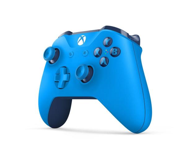 Microsoft Xbox One S Wireless Controller - Blue - 331891 - zdjęcie 2