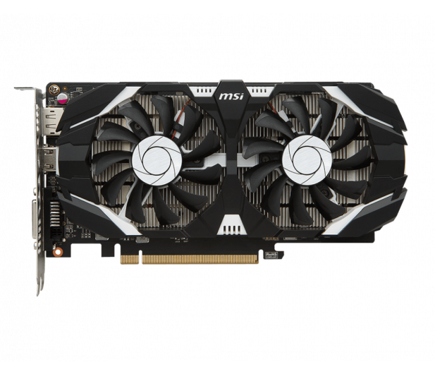MSI GeForce GTX 1050 TI 4GT OC 4GB GDDR5  - 335408 - zdjęcie 3
