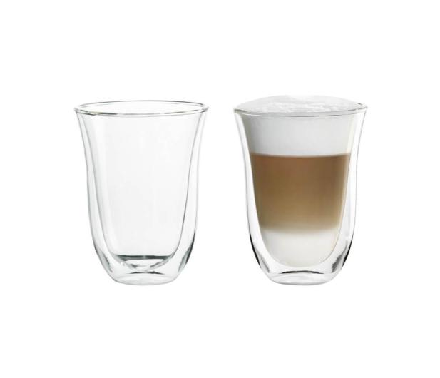 DeLonghi Szklanki do latte machiatto zestaw 2 sztuki - 335678 - zdjęcie
