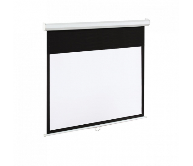 ART Ekran elektryczny 100' 221x125 16:9 Biały Matowy  - 336429 - zdjęcie