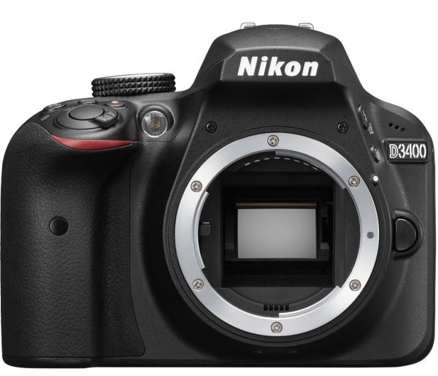 Nikon D3400 + AF-P 18-55 VR  - 333025 - zdjęcie 5