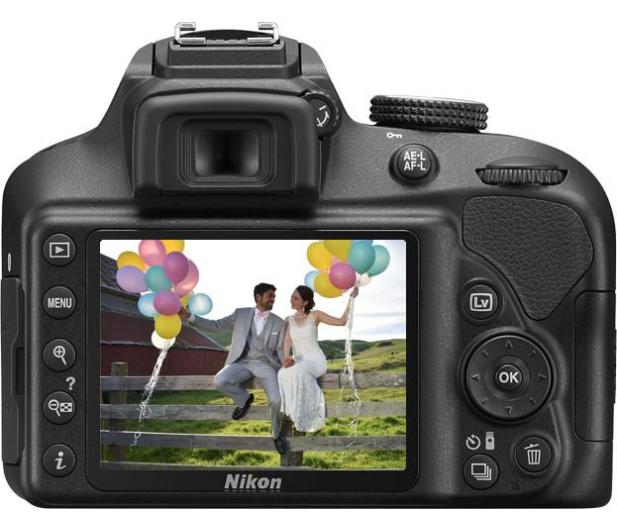 Nikon D3400 + AF-P 18-55 VR  - 333025 - zdjęcie 7