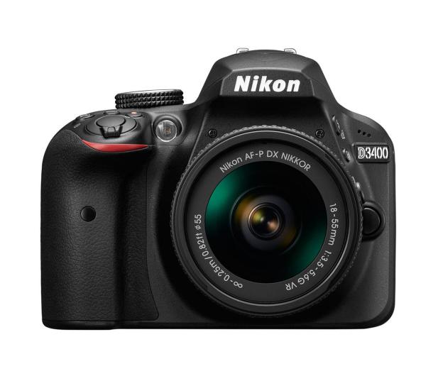 Nikon D3400 + AF-P 18-55 VR  - 333025 - zdjęcie 2
