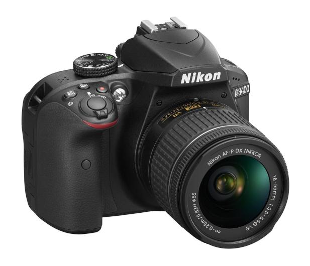 Nikon D3400 + AF-P 18-55 VR  - 333025 - zdjęcie 3