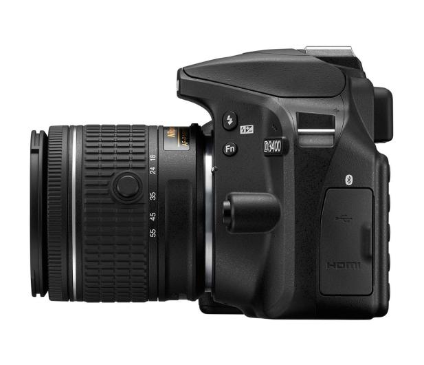Nikon D3400 + AF-P 18-55 VR  - 333025 - zdjęcie 8