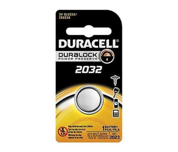 Duracell CR2032 do płyty głównej 3V - 329070 - zdjęcie