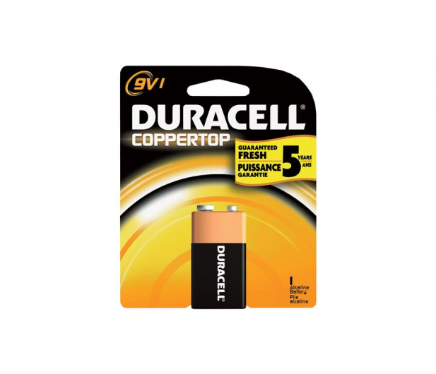 Duracell Basic 6LR61 9V - 329061 - zdjęcie
