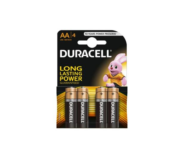 Duracell Basic AA/LR6 4 szt. - 329062 - zdjęcie
