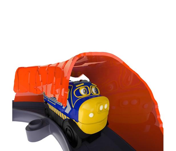 TOMY Stacyjkowo Bruno i wielki głaz + lokomotywka - 268679 - zdjęcie 3