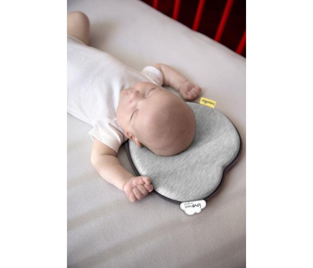 Babymoov Ergonomiczna poduszeczka korygująca Lovenest Smoke - 338893 - zdjęcie 3