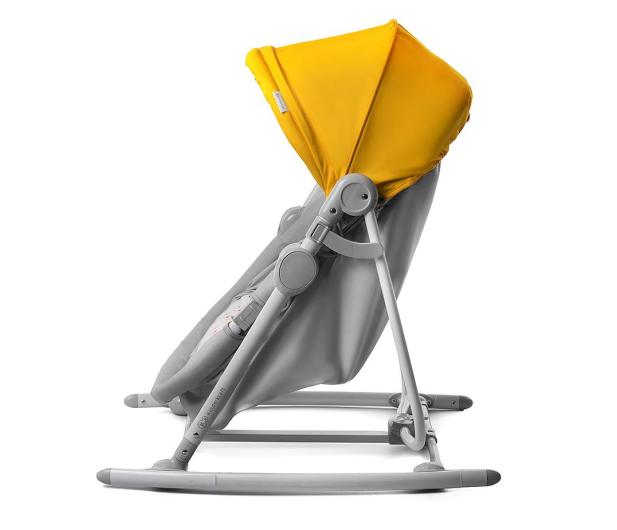Kinderkraft Unimo Yellow - 339093 - zdjęcie 2