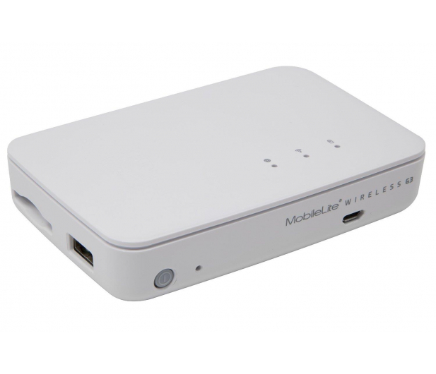 Kingston MobileLite Wireless G3 (SD,USB,WiFi,Powerbank)  - 289844 - zdjęcie