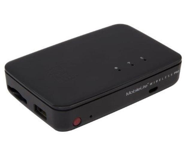 Kingston MobileLite Wireless Pro 64GB SD,USB,WiFi,Powerbank - 289845 - zdjęcie
