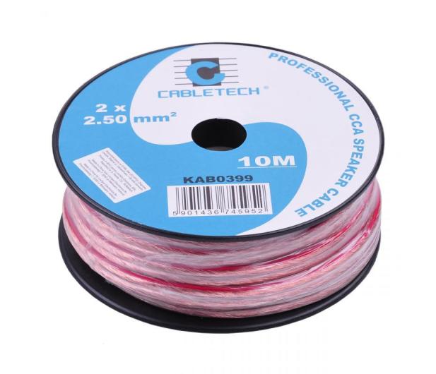 CABLETECH Kable głośnikowe CCA 2.5mm 10M  - 291839 - zdjęcie