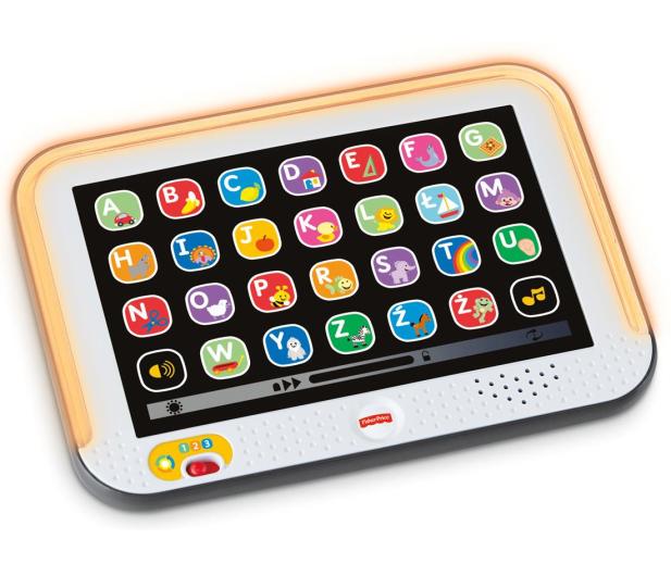 Fisher-Price Tablet Malucha - 254874 - zdjęcie 2