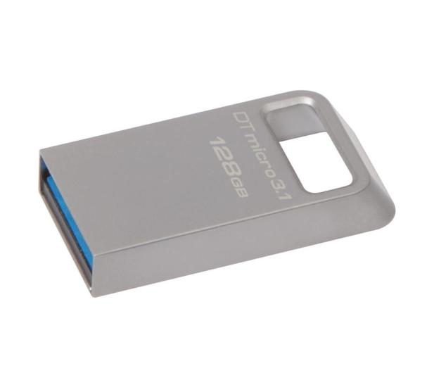 Kingston 128GB DataTraveler Micro 3.1 (USB 3.1) 100MB/s  - 286795 - zdjęcie 2