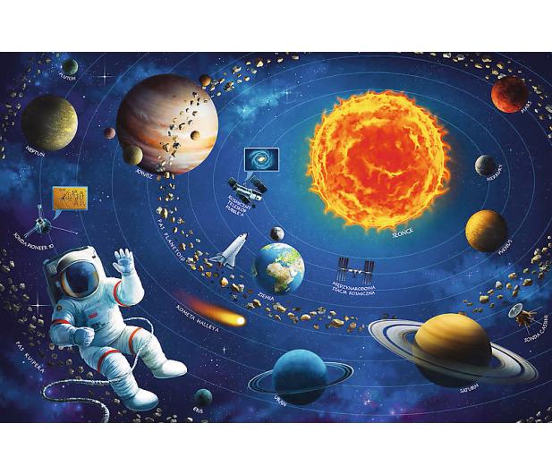 Trefl Puzzle edukacyjne - Układ słoneczny - 286612 - zdjęcie 2