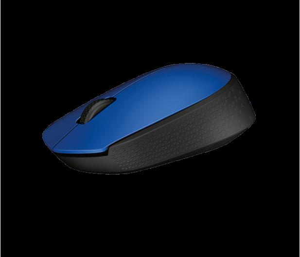Logitech M171 niebieska - 285733 - zdjęcie 2