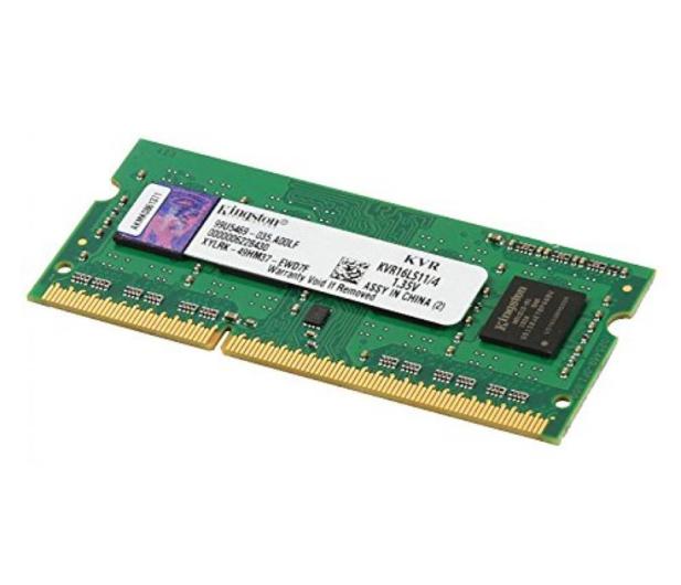 Kingston 4GB 1600MHz DDR3L CL11 1.35V - 81524 - zdjęcie 2
