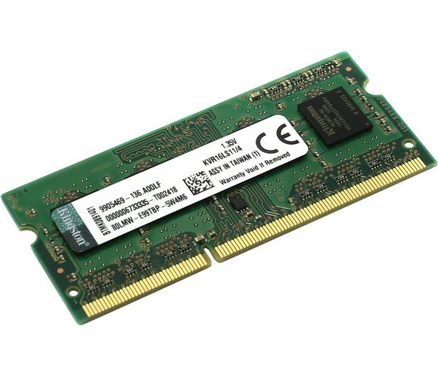Kingston 4GB 1600MHz DDR3L CL11 1.35V - 81524 - zdjęcie 3