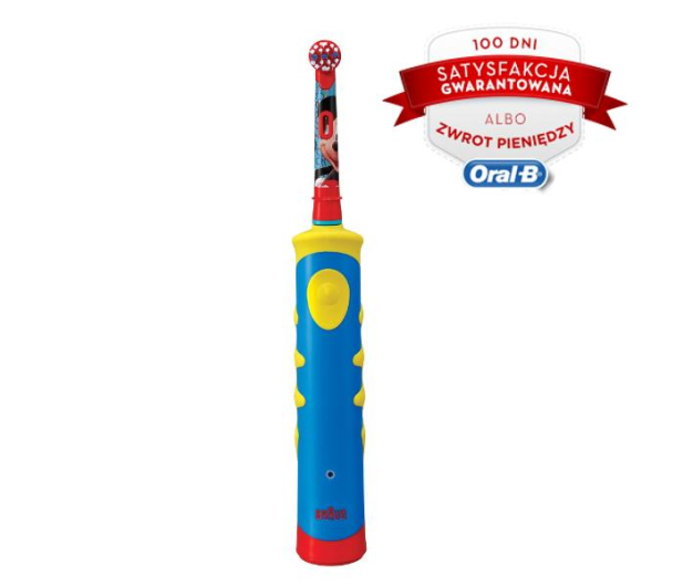 Oral-B Stages Power Mickey Mouse - 150063 - zdjęcie