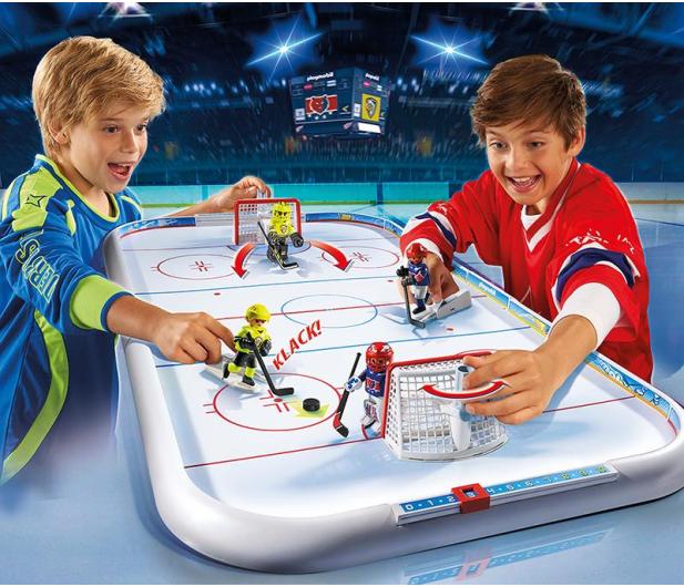 PLAYMOBIL Arena hokejowa - 301112 - zdjęcie 3