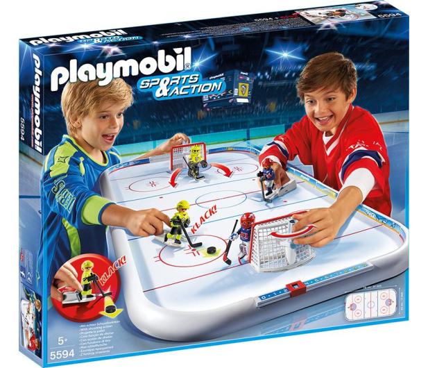 PLAYMOBIL Arena hokejowa - 301112 - zdjęcie 2