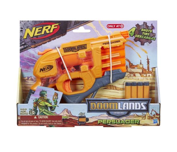 NERF N-Strike Doomlands Persuader  - 300373 - zdjęcie 2