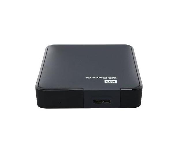 WD Elements Portable 2TB USB 3.0 Czarny - 365547 - zdjęcie 4