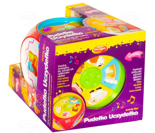Dumel Discovery Pudełko Uczydełko 37846 - 297505 - zdjęcie 4