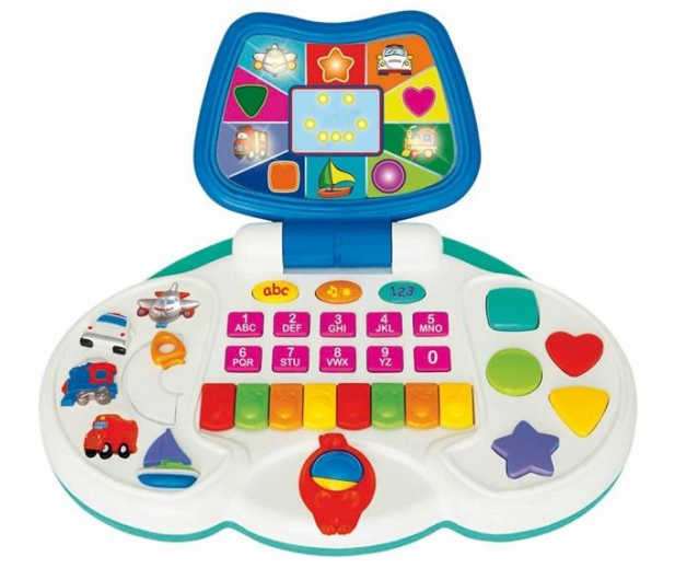 Dumel Discovery Interaktywny Laptop 33910 - 297492 - zdjęcie 2