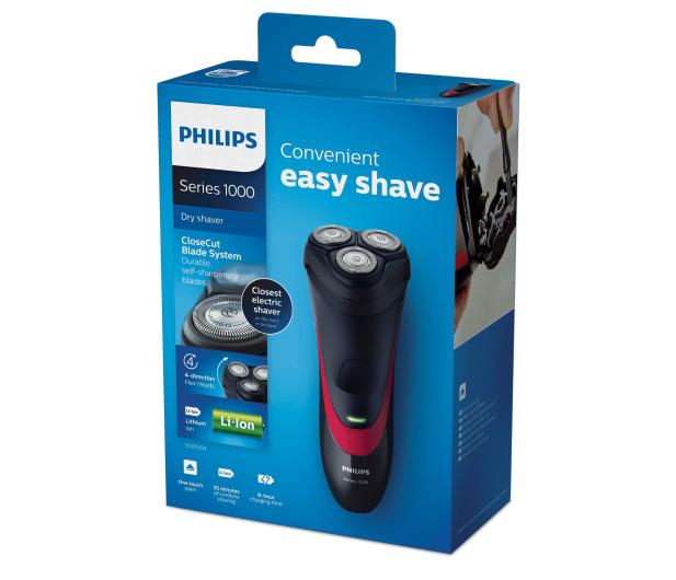 Philips S1310/04 Shaver Series 1000 - 299073 - zdjęcie 2
