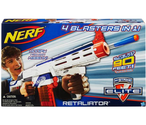 NERF N-Strike Elite Retaliator - 162678 - zdjęcie 3