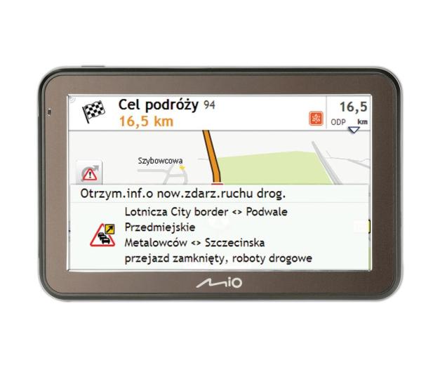 """Mio Spirit 7500 5"""" Polska Dożywotnia - 250167 - zdjęcie 6"""