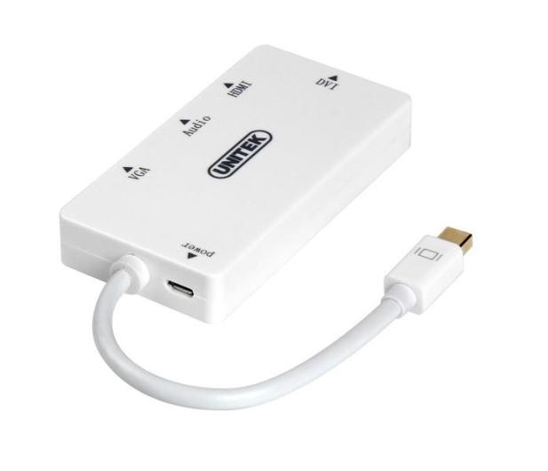 Unitek Konwerter mini Displayport - HDMI, DVI, VGA, Audio - 313528 - zdjęcie 5
