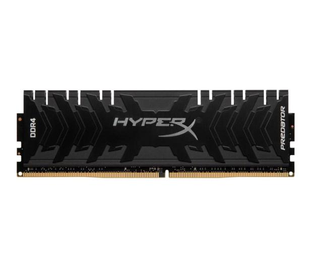 HyperX 16GB (2x8GB) 3200MHz CL16 Predator Black - 309457 - zdjęcie 3