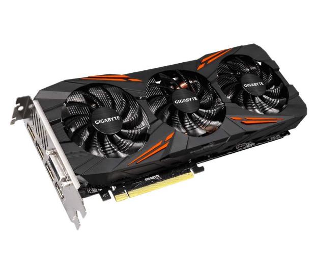 Gigabyte GeForce GTX 1070 G1 Gaming 8GB GDDR5 - 309923 - zdjęcie 2