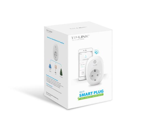 TP-Link HS110 bezprzewodowe z miernikiem energii (Wi-Fi) - 307456 - zdjęcie 5