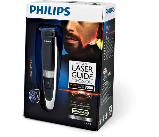 Philips Beard Trimmer Series 9000 BT9290/32 - 315915 - zdjęcie 3