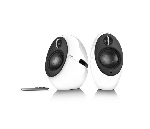 Edifier 2.0 Luna E25HD Bluetooth (białe)  - 310175 - zdjęcie