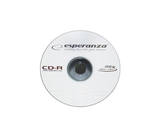 Esperanza 700MB/80min. Audio CD 56x CAKE 10szt. - 2162 - zdjęcie 2