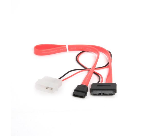 Gembird Kabel SATA 7-pin - SATA + Molex 35cm - 189242 - zdjęcie