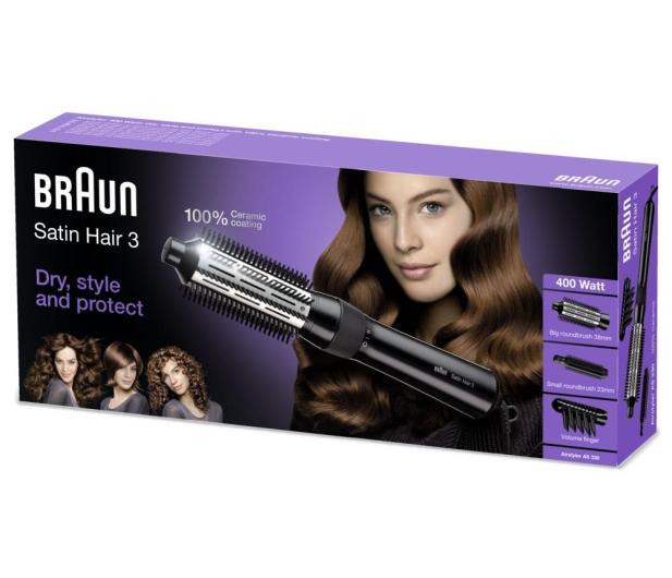 Braun Satin Hair 3 AS330 czarna - 278418 - zdjęcie 3