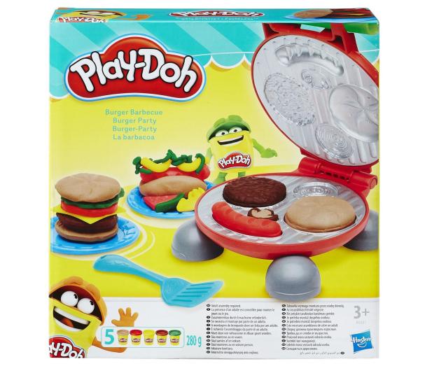 Play-Doh Hamburgery - 315234 - zdjęcie 2