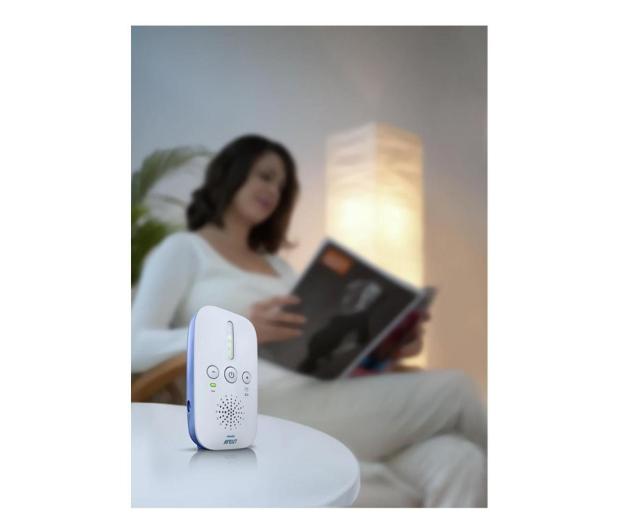Philips Avent Elektroniczna Niania DECT Z Lampką - 320403 - zdjęcie 2