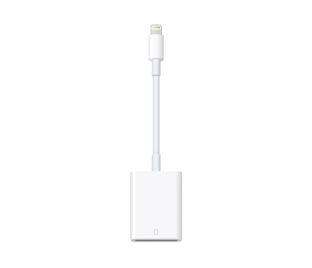 Apple Czytnik kart SD ze złączem Lightning - 321017 - zdjęcie